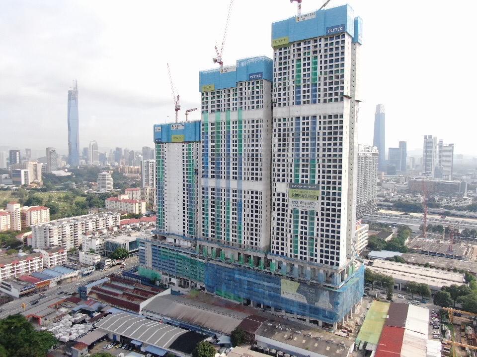 site progress 6 August 2021
