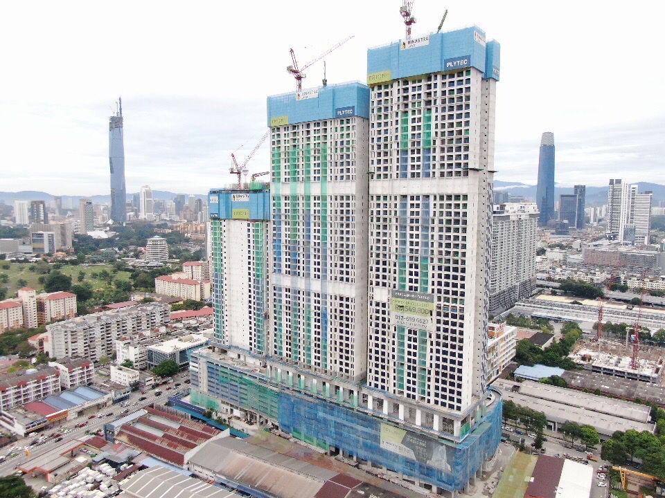 site progress 2 September 2021