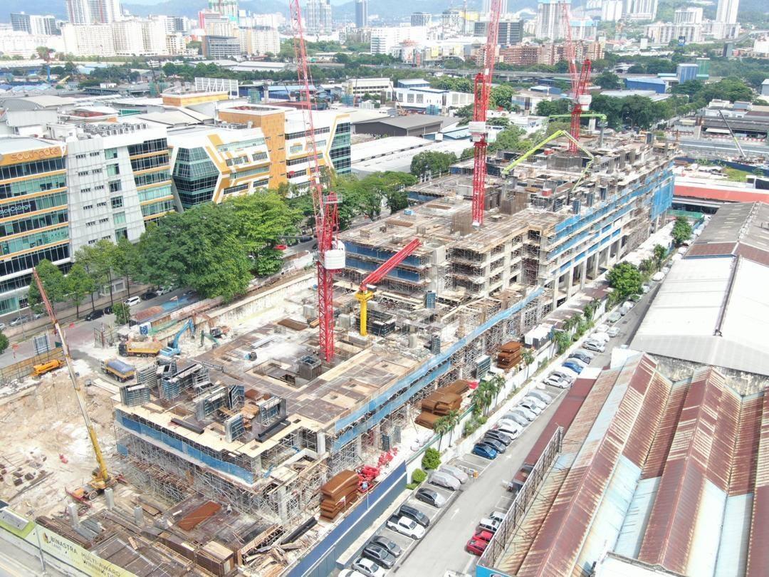 site progress 28 Feb 2020
